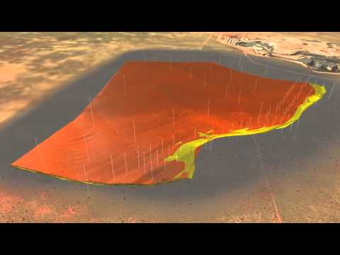 Tshipi Borwa Mine Fly-Through