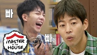 """YooJaeSuk """"Seung Gi Say Unnecessary Things Too Much"""" [Master in the House Ep 23]"""