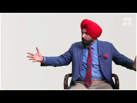 """Sidhu: Not For Sale"", Navjot Sidhu's exclusive interview for joining Congress!"