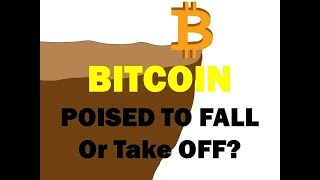 Bitcoin TEETERING ON A CLIFF - Big move or more correction!
