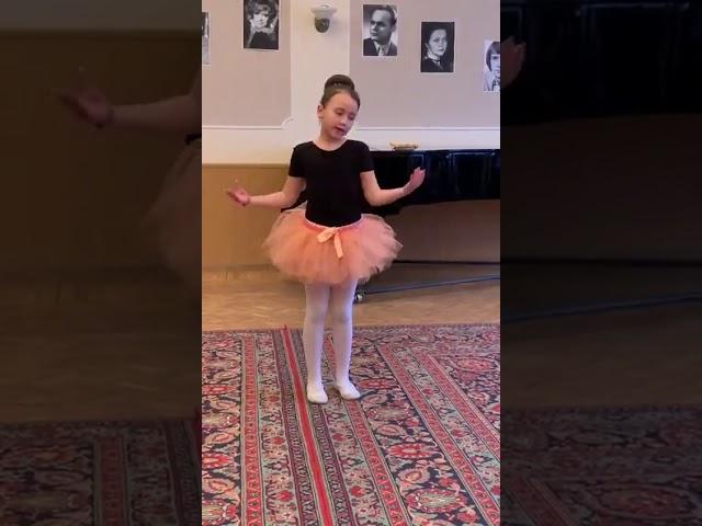 Прохорова Эвелина 2 место Студия Софит 2019