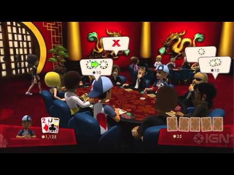 Full House Poker: Your Avatar Vs Theirs