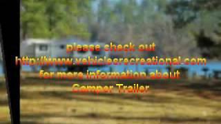 Travel Trailer Rental, Camper Trailer