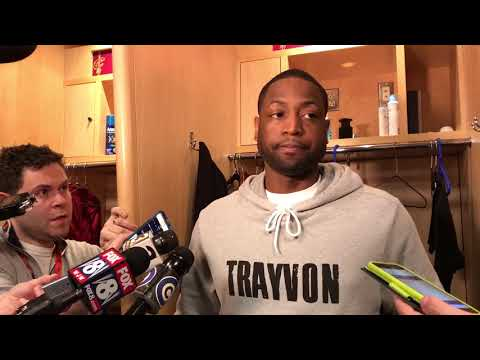 Dwyane Wade on important stretch of games for Cavs