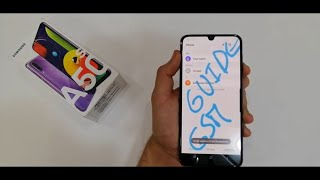 #galaxya50s #galaxya30s #screenshot Samsung A50S A30S How to take Screenshot