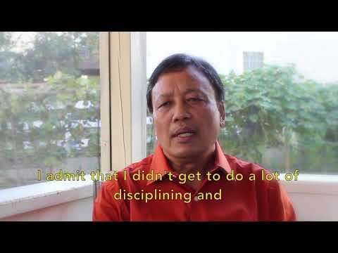 LIFE of Christian Minister in Burma (Rev. Siang Za Khup) ENG Subtitle