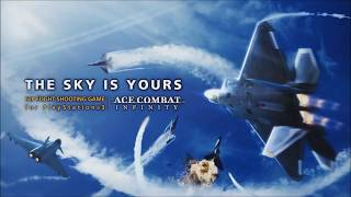 "Ace Combat: Infinity ""Spread Your Wings"" Trailer"
