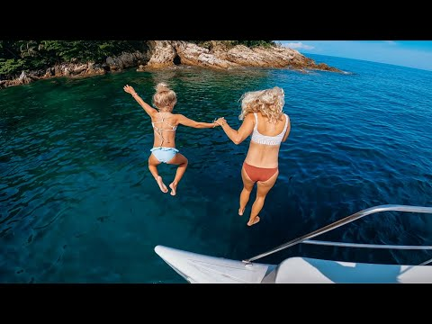FAMILY SURF TRIP TO SAYULITA, MEXICO! PART 2 of 3 /// Kids Deep Dive, Baby Sea Turtles and Waterfall