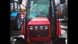 МТЗ 422 мини трактор