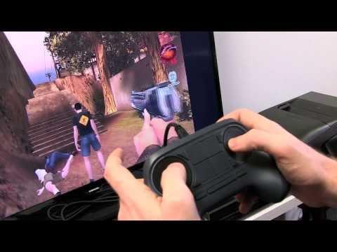Steam Controller : sensations manette en mains   Jeux vidéo par Gamekult