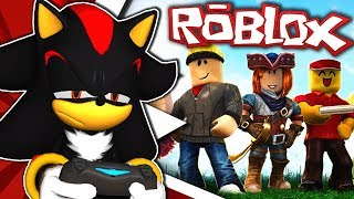 Shadow Plays ROBLOX....AGAIN!? - *Disappointed*