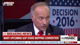 Rep. Steve King says white people have contributed more to civilization than other 'sub-groups'
