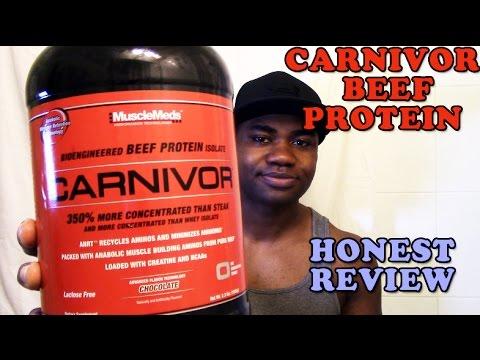 Carnivor Beef Protein Honest Review
