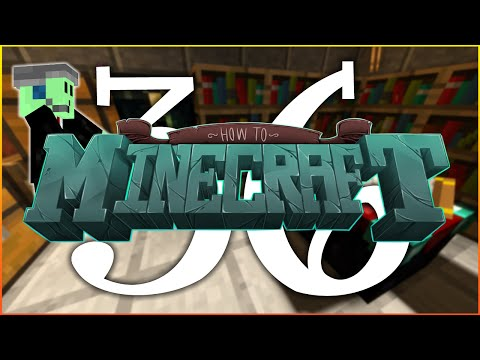 "How To Minecraft SMP : ""Level 92 Enchant?"" : Episode 36"