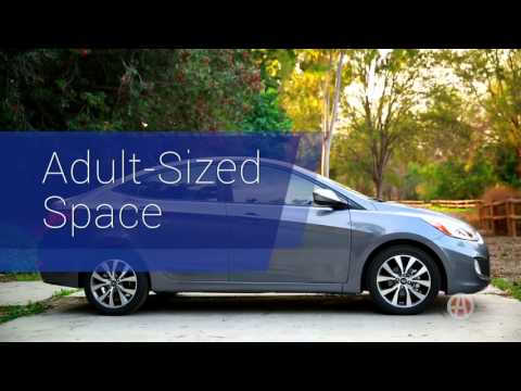 2016 Hyundai Accent | 5 Reasons to Buy | Autotrader