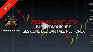 MONEY MANAGEMENT -  BASI ECONOMICHE E GESTIONE DEL CAPITALE NEL FOREX