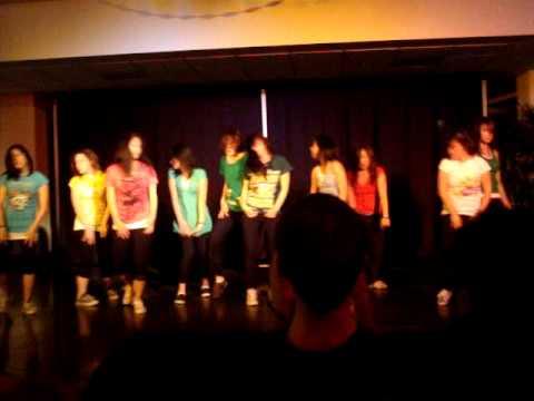 APA variety show- Team Asia