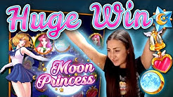 HUGE WIN on Moon Princess!!