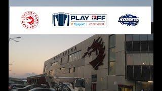 NHL 18 CZ | HC Oceláři Třinec - HC Kometa Brno | Finále #1 | Xbox one