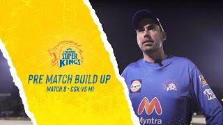 Match 8 - CSK v MI - IP-L Classico 2.0 | Pre Match Build Up - Super Coach Speaks
