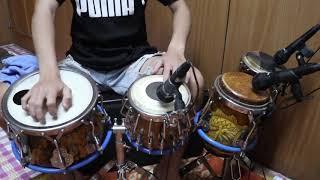 "Cek sound""PATAH HATI"" cover ketipung, style by 'JURAGAN DESO'"