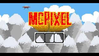 Let´s Play McPixel Part 9#Chapter 3-Round 1 [100%]