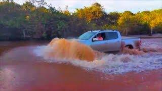 Compilação: Nova Chevrolet S10 na lama