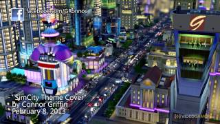 SimCity 2013 Theme (Chris Tilton) - Cubase Cover