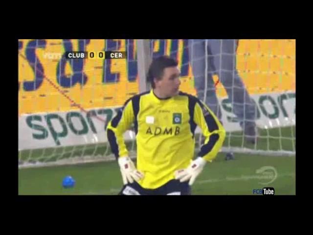 2011-2012 - Club Brugge - Cercle Brugge - GOAL Nabil Dirar