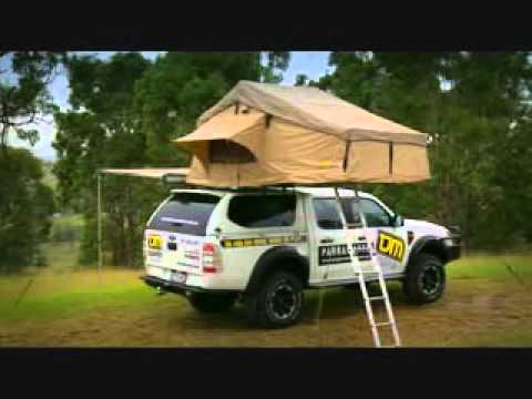 & TJM Parramatta Ford Ranger Tent - YouTube