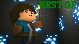 BEST OF THE TOP MINECRAFT ANIMATIONS EVER!