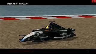 F1 2001 PC - Crash Compilation 1
