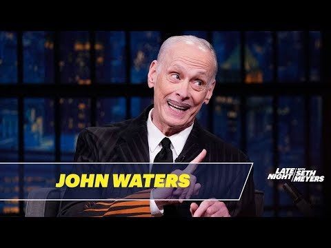 John Waters Reveals How He Got Rats to Have Sex for His Film Pecker
