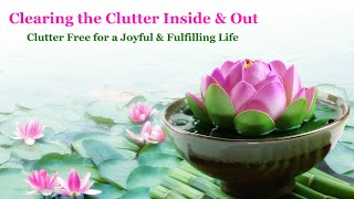 Decluttering Your Life with Peter Walsh