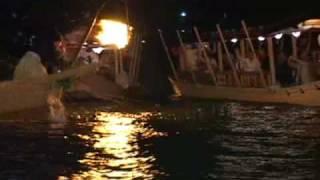 長良川の鵜飼は岐阜の夏の風物詩として受け継がれ、1300年以上の歴...