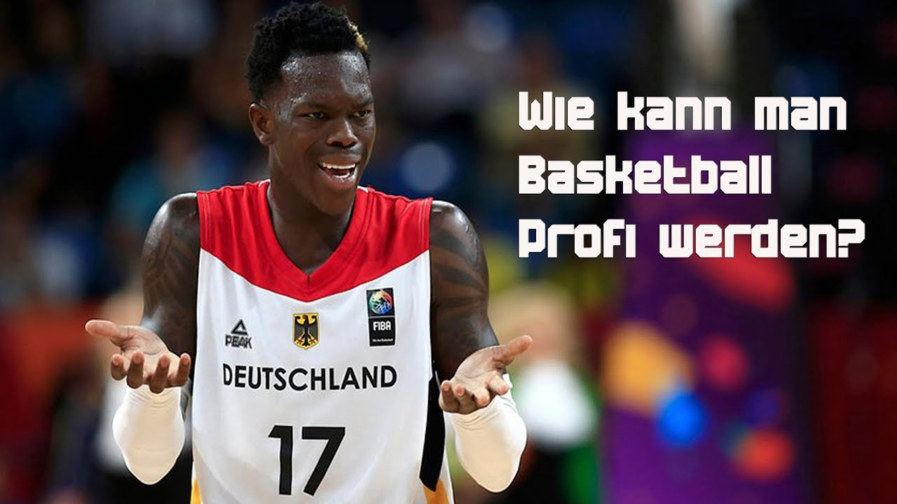Wie kann man Basketball Profi werden? - YouTube