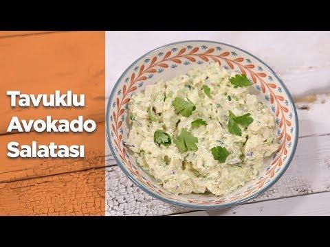 Tavuklu Avokado Salatası Tarifi | BeIN GURME | İdil Yazar