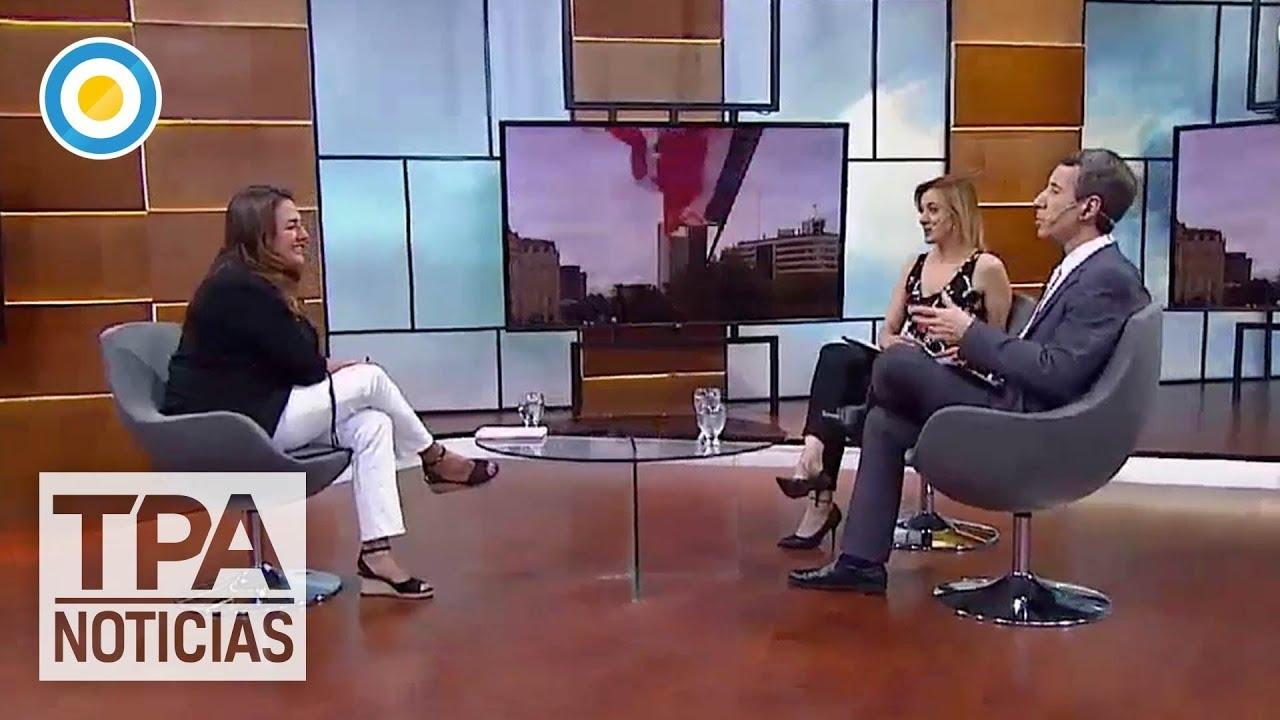 Luciana Micha en #TPANoticias