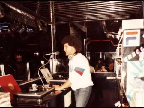 DJ LEE MARROW - DISCOTECA ALHAMBRA  N° 03 26-03-1985