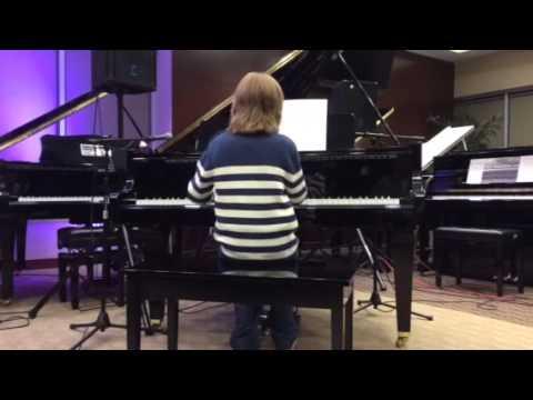 Merriam School Recital Vaughan