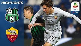 Sassuolo 0-0 Roma | Roma fermata dai pali, la Champions è un miraggio! | Serie A