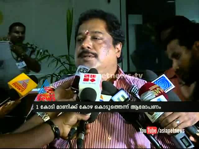 Bar association representative BiJu Ramesh response on scam allegation against KM Mani