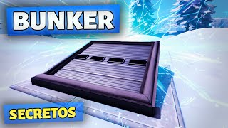 New Secrets of Polar Peak Bunker - Fortnite Season 7 Theories and Mysteries