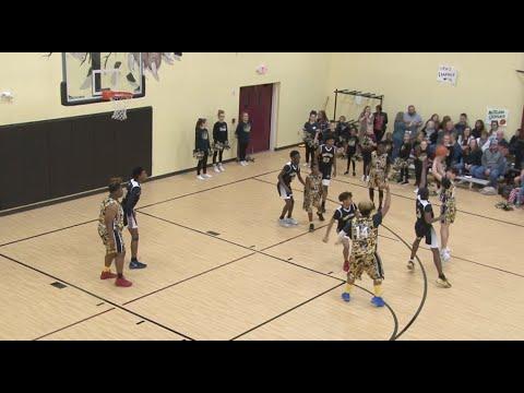 Barnes Academy vs. Trinity Prep (Varsity) |12.2.19| Game 2 of the 19-20 season