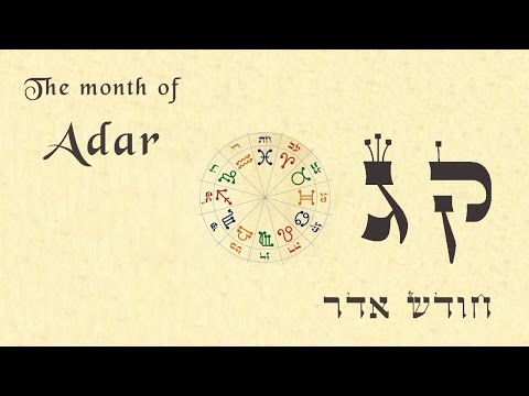 The Month of Adar - What can be achieved - What to work on - Rabbi Alon Anava
