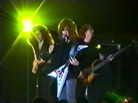 Megadeth - 99 Ways To Die (Live In Bourges 1995)