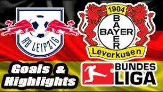 RB Leipzig vs Bayer Leverkusen - 2018-19 Bundesliga Highlights #11