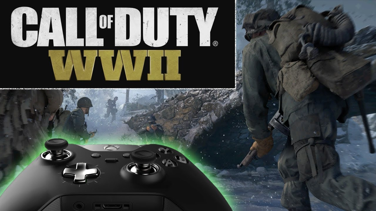 Call Of Duty Ww2 Xbox One Controller Layout Wiring Diagrams Http Coraifeartaighwordpresscom 2013 02 04 Resistorsinseriesand Elite Best Setup My Settings Rh Youtube Com