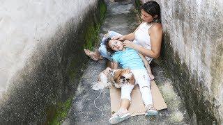As Aventuras de Valentina e sua cachorrinha abandonada | capítulo 01 - 16/05/18