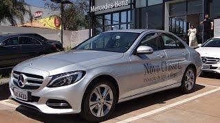 Mercedes-Benz C 180 Avantgarde 2015 - Avaliação em Campo Grande-MS